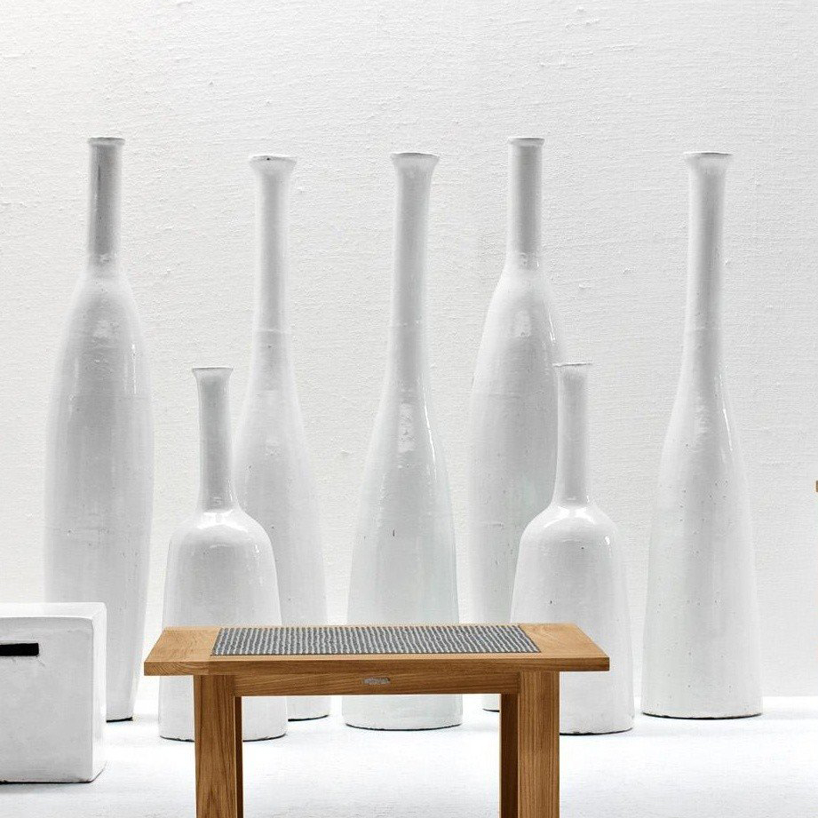 gervasoni inout bottles - Bottle in white Not suitable for liquids.