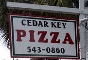 Cedar Key Pizza