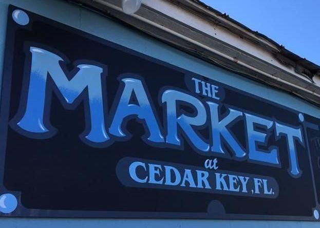 Market at Cedar Key