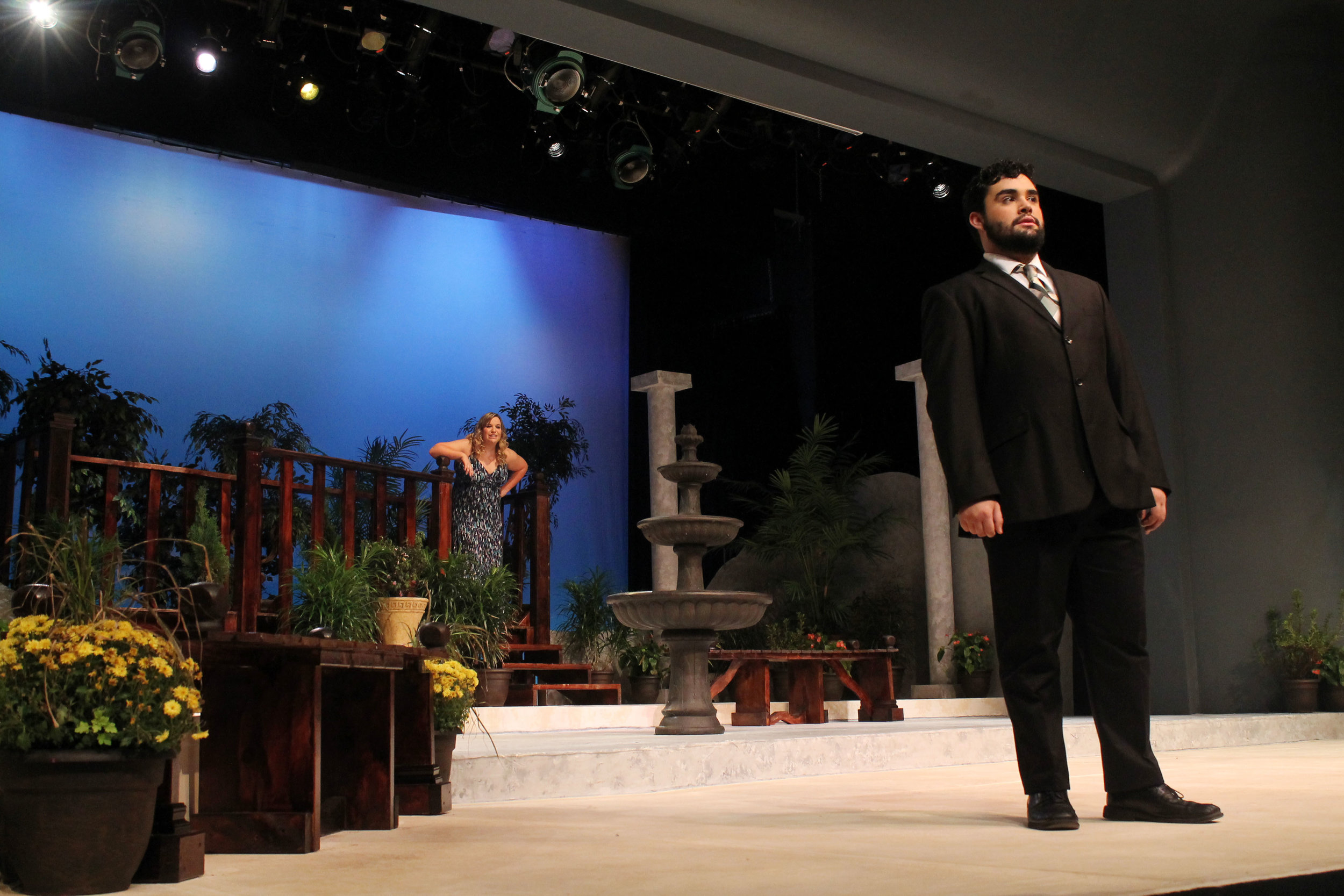 """""""I wonder that you will still be talking, Signior Benedick, nobody marks you."""""""