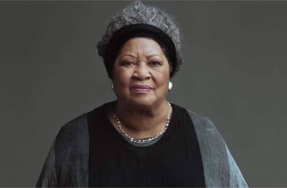 AN ODE TO TONI MORRISON