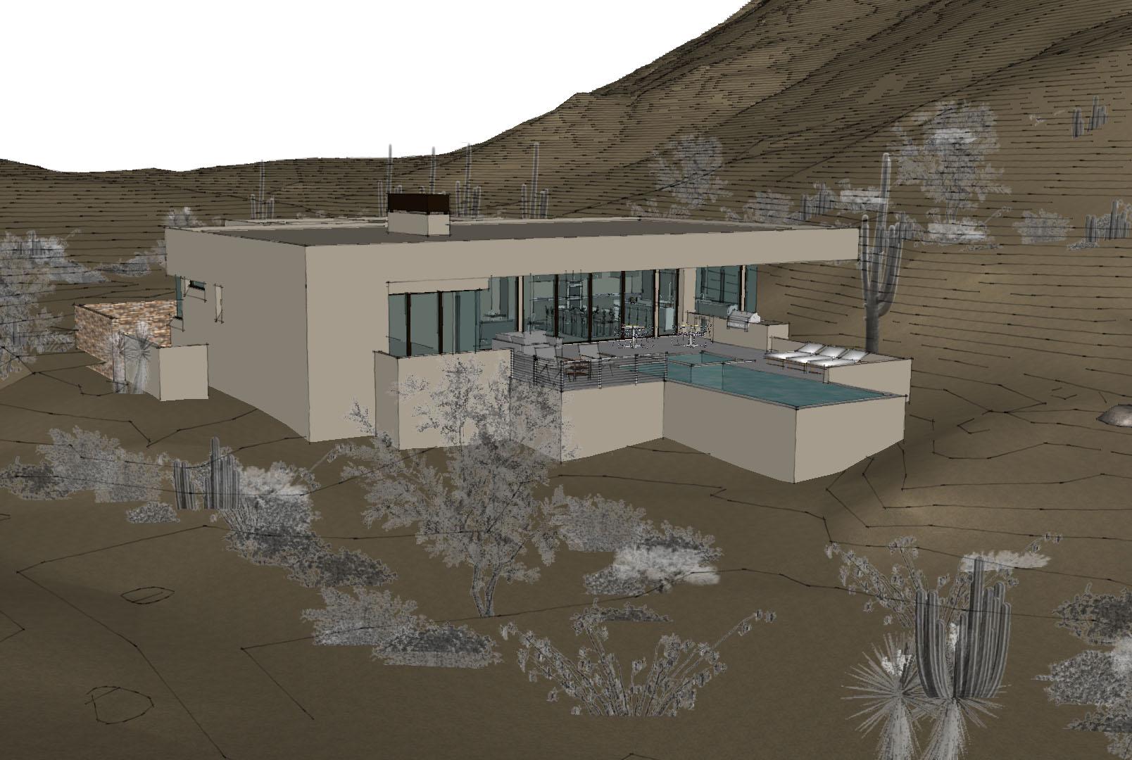 Boulder House - Canyon Pass
