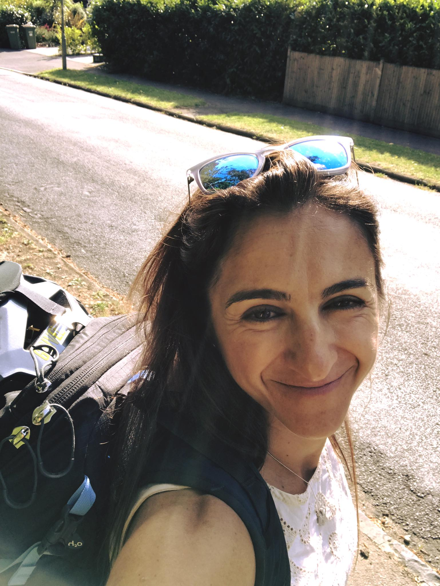 Shadi Ganjavian-Connor - Founder of TEAM GC