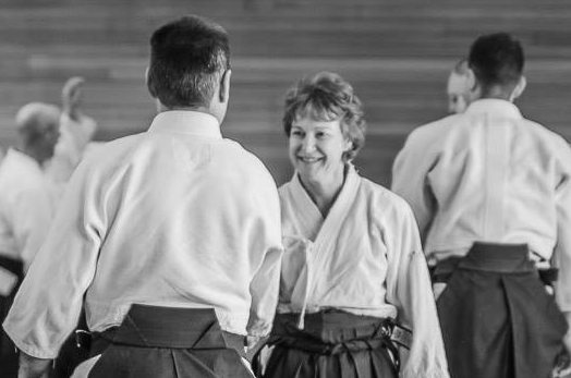 Irene Williamson Sensei -