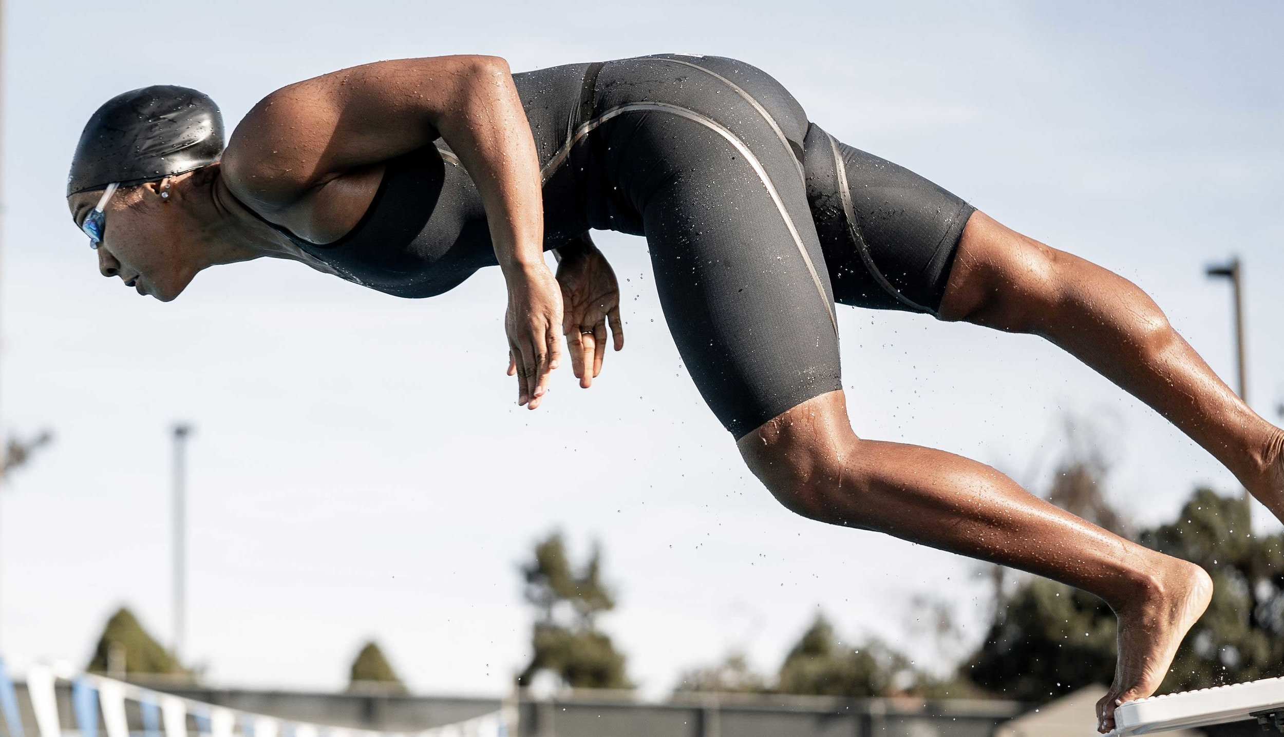 New Family - Lia Neal joins Team Finis