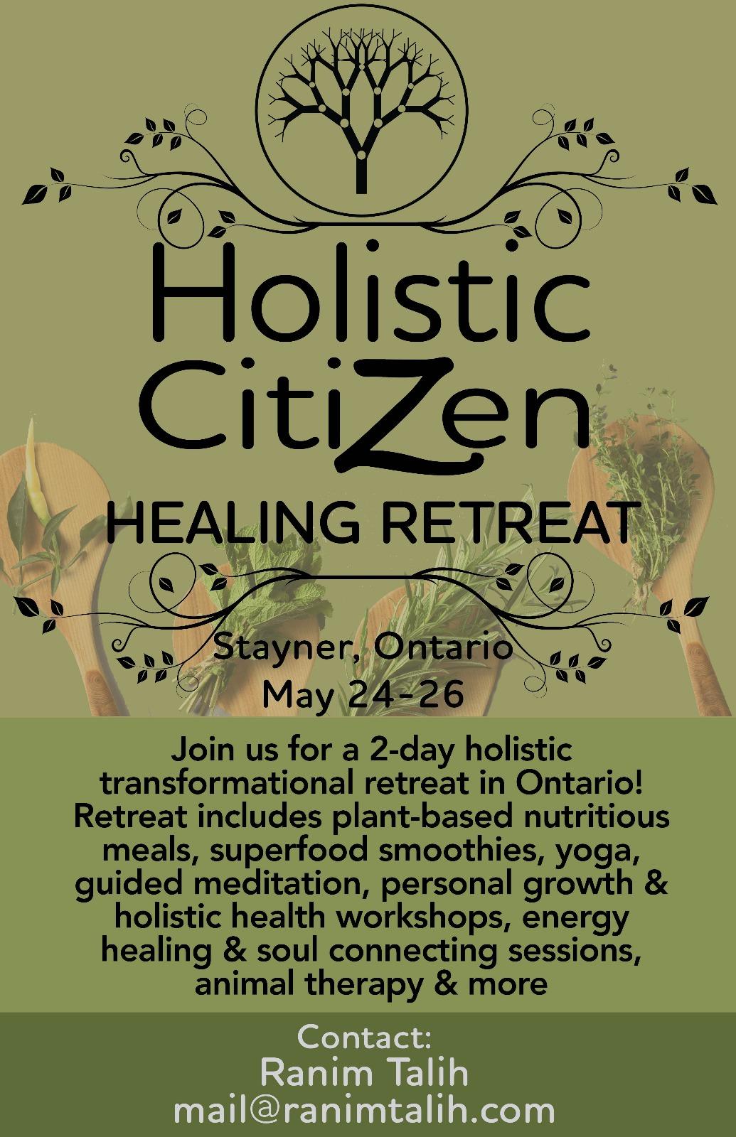 Holistic citizen flyer