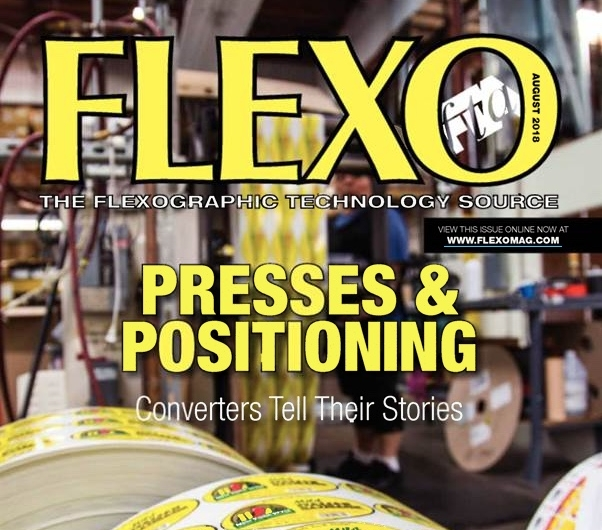 "Flexo Magazine:  Fitting Your Press to Your Commodity or Value-Added Business Model - Some segments of flexible packaging have become a commodity business with low margins, multiple SKUs and shorter runs, all of which impact the cost to compete in a changing landscape. This has some printers looking to ""value-added"" attractions that improve their ability to stand out in the crowded grocery aisles. Those same differentiating factors offer CPCs ways to maintain their brands and attract impulse buying."