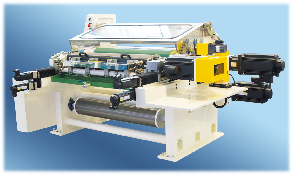 Inline All Servo Flexo Press up to 10 colors