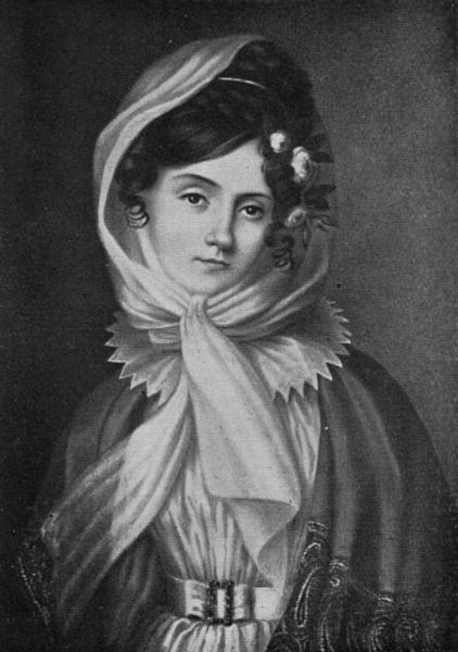 Maria Anna Szymanowska - Born: December 14, 1789, Warsaw, PolandDied: July 25, 1831, Saint Petersburg, Russia