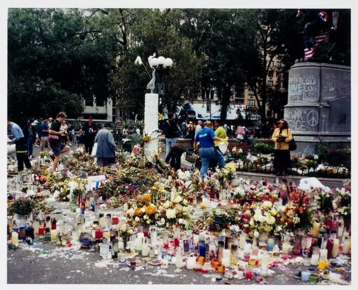 Credit line September 11 Archive, Gift of Marisa Palmisano.jpg