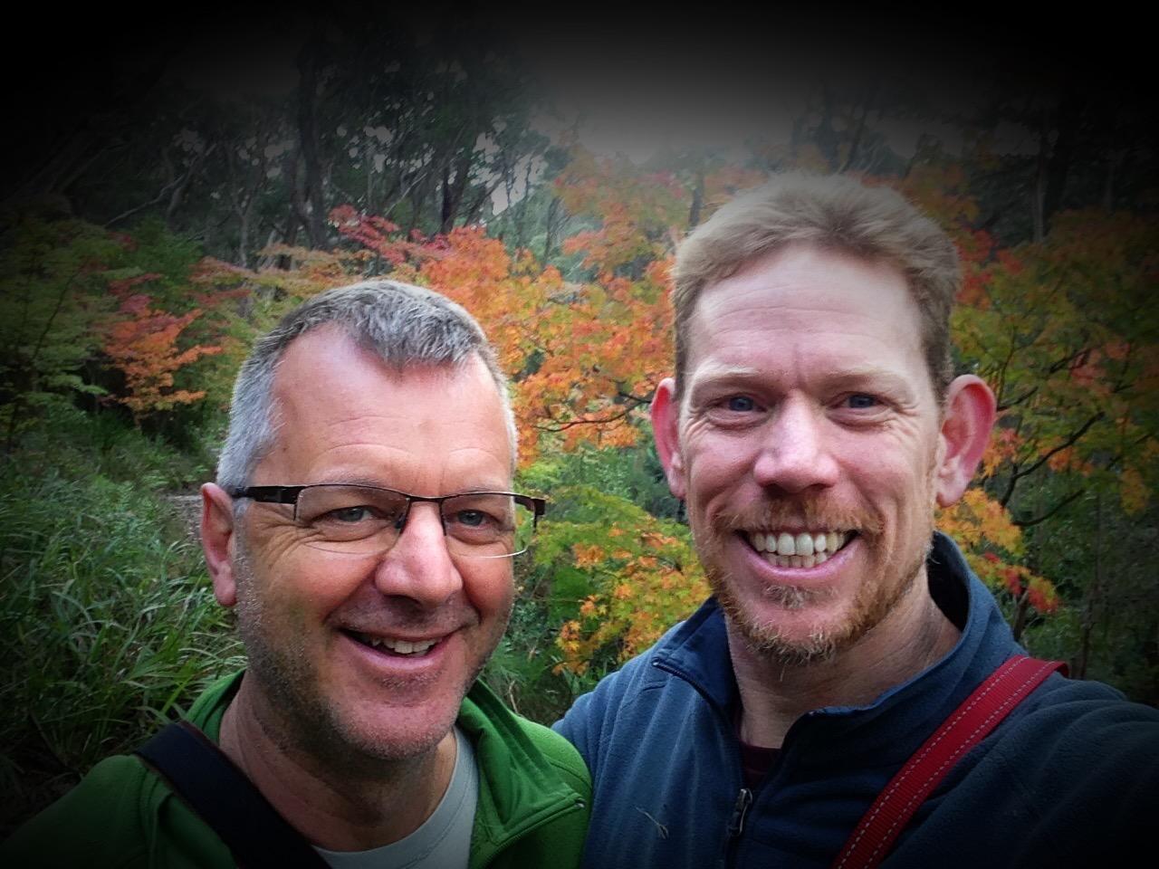 Andrew Stevenson and Jeff Miller