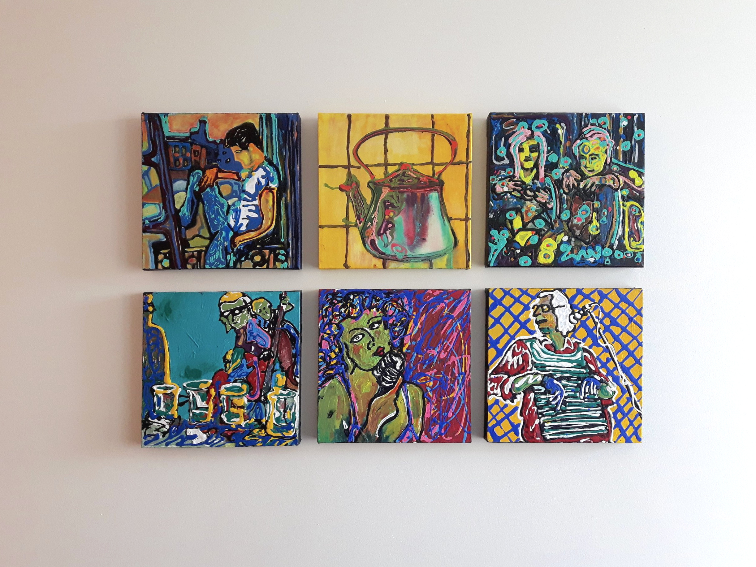 Collection 12x12 Panels