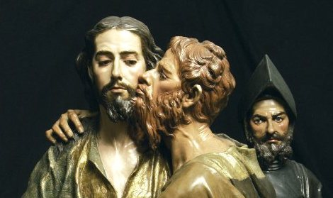 Jesus knows what it's like to be betrayed by a friend. Cling to Him.