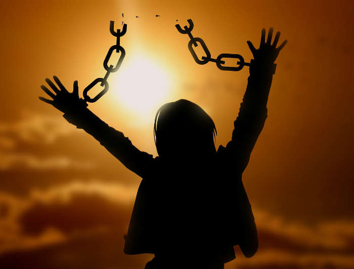 God doesn't want women to be coverty emotionally and psychologically abused or spiritually abused. God sets women free from oppression.