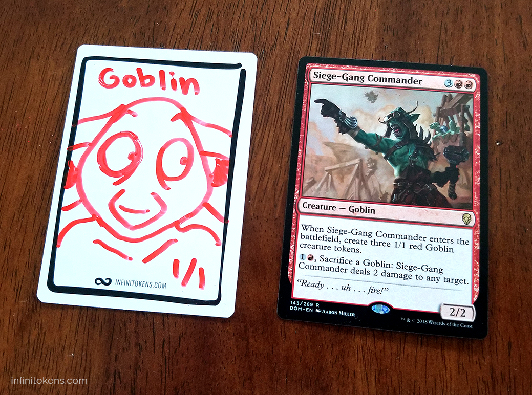 Who needs lambs? - We have plenty of sacrificial goblins.
