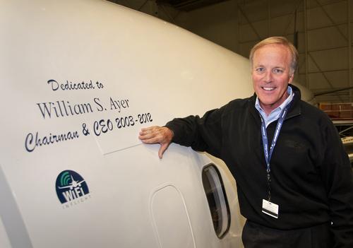 Bill Ayer - Former Chairman / CEO Alaska Air Group