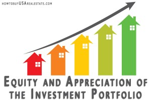 Equity and Appreciation of the Investment Portfolio