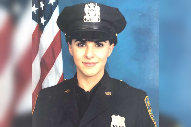Hero Police Officer Leaps from Overpass to Save Boy - The 28-year-old has already received six lifesaving awards in her seven years as a police officer.Click here for the full story.