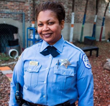 Chicago cop creates nonprofit to help at-risk youth after school.The organization, Future Ties, offers homework help, life-skills training, resume workshops, conflict resolution, yoga, tutoring, field trips and other opportunities - Click here for the complete story.