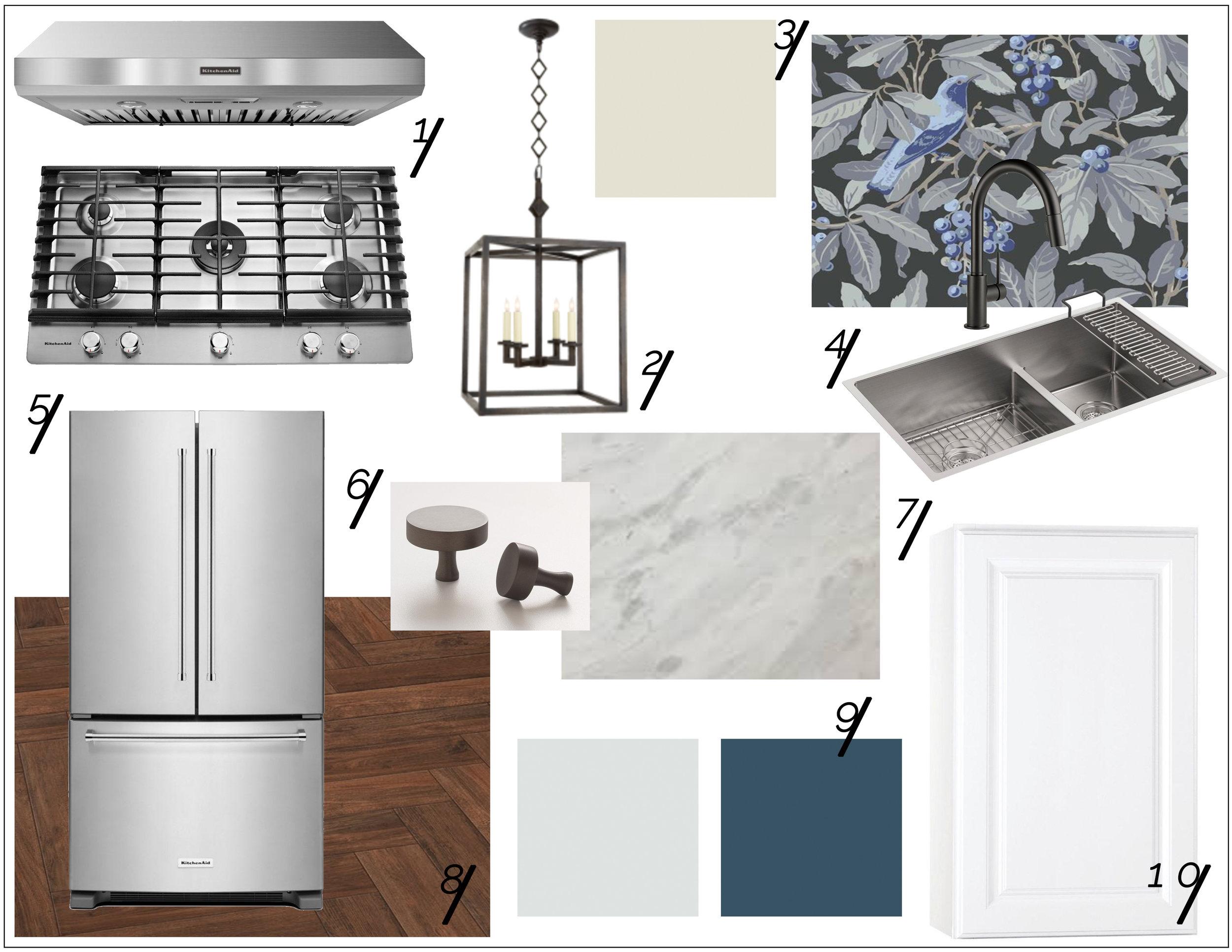 Classically Kitchen Shopping Guide  xo, Ebright Design