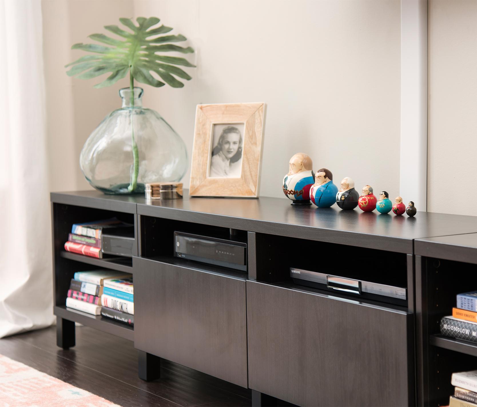 Black, Glossy & Girly Bossy  xo, Ebright Design