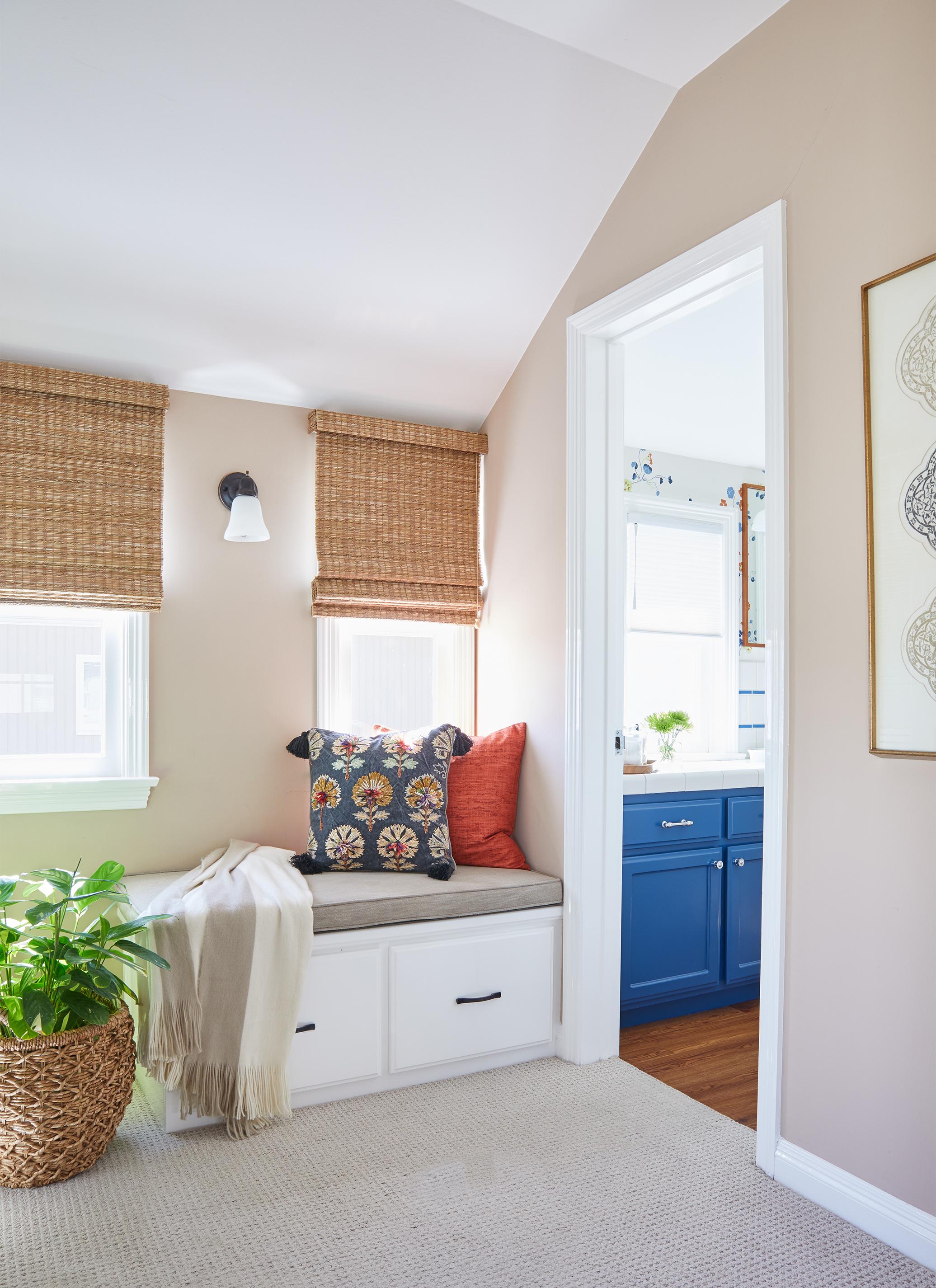 A Little Resting Place   xo, Ebright Design
