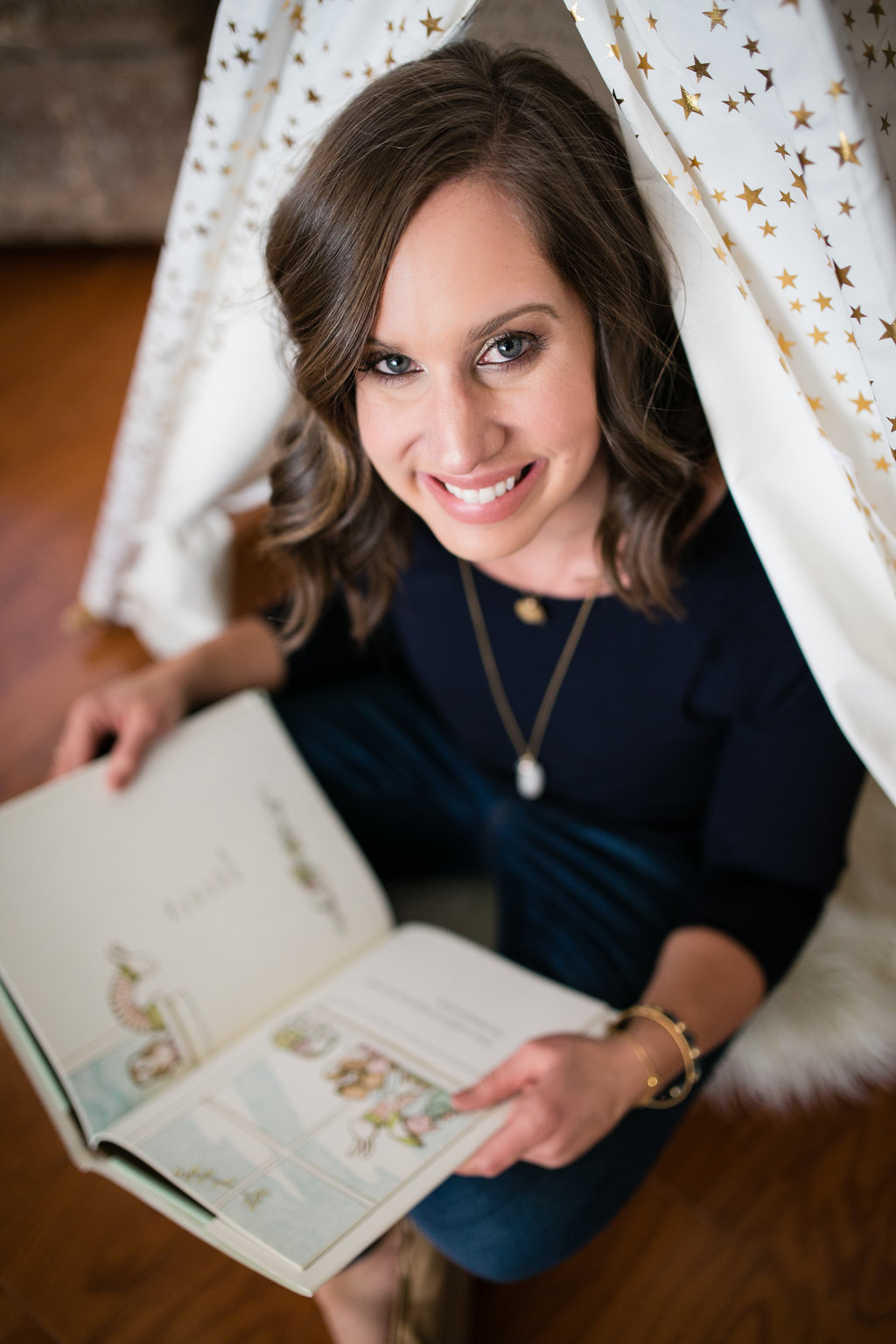 Meet Kim Creigh of Creative Reading Adventures
