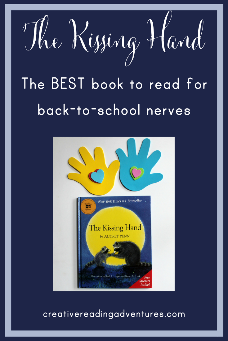 The Kissing Hand  by Audrey Penn is a great back to school read aloud to prepare your kids for going back to school. Click to read a quick synopsis, questions to ask while reading, and activities to complete with this book. Discussing Chester Raccoon's feelings and your own child's feelings about heading back to school helps make this transition a bit easier.
