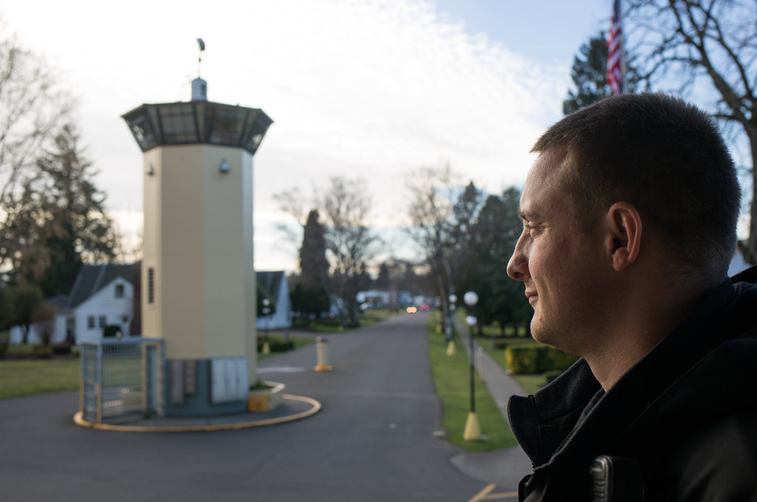 In 2014, OSP implemented a mindfulness program aimed to aid the mental health of prison employees through meditation, breathing exercises, and self-care training. For many of the CO's including Ashley, the mindfulness classes have dramatically improved the way they live and function both inside and outside of work. Ashley has continued to use the mindfulness tactics and strategies at home. Him and his significant other partake in full body scans and meditation in the evening to help guide sleep. Ashley also continues to works as a leader in crisis intervention to help aid traumatic events newer staff members have experienced.