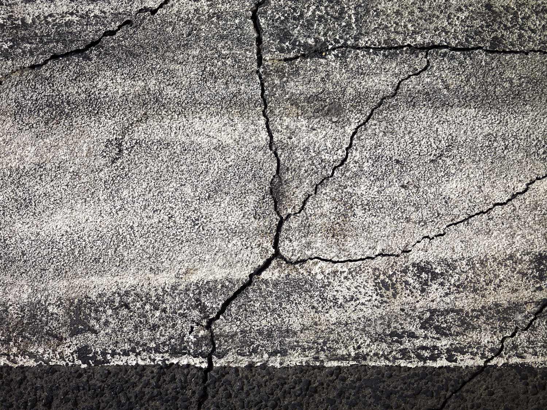 Surface No. 7 , 2012 (Detail)  122 cm x 244 cm x 7.5 cm