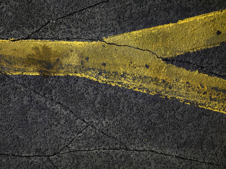 Surface No. 8 , 2012 (Detail)  122 cm x 244 cm x 7.5 cm