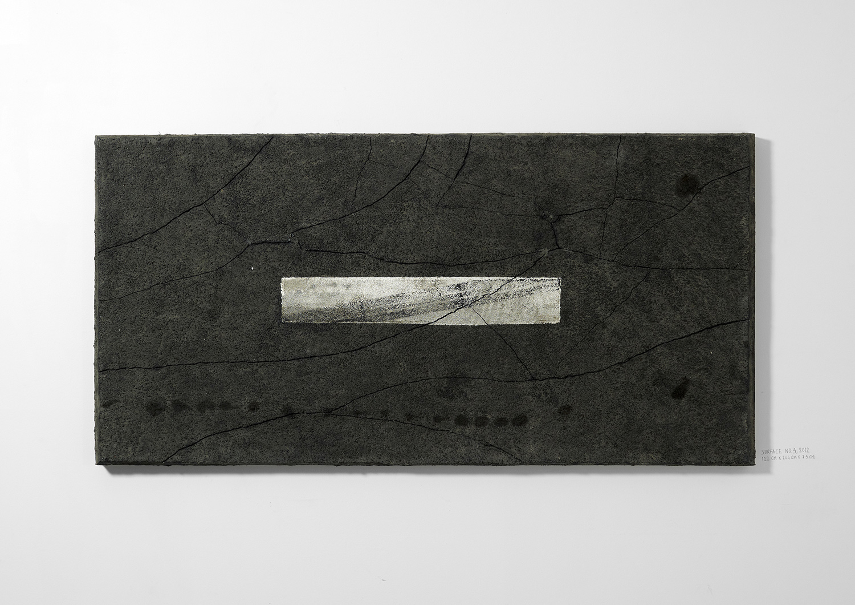 Surface No. 4 , 2012  122 cm x 244 cm x 7.5 cm