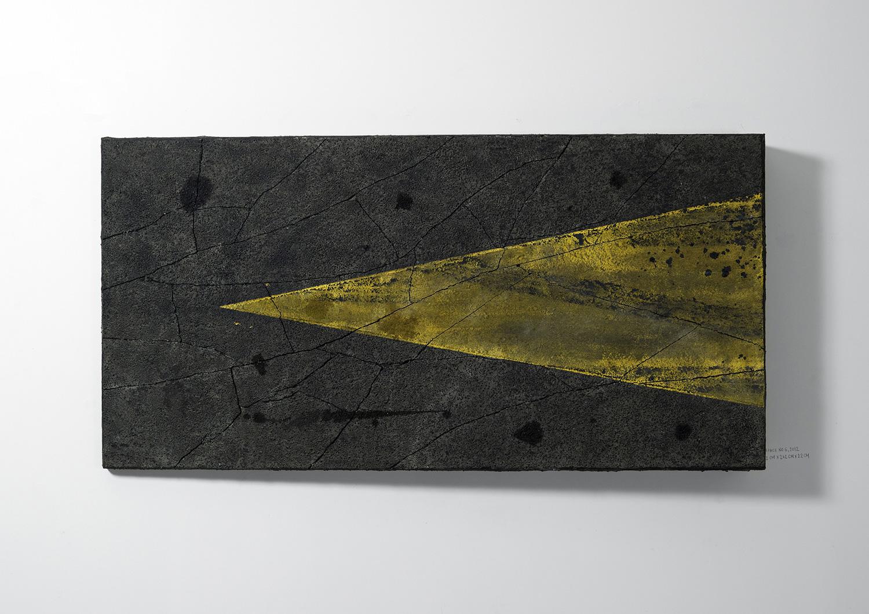 Surface No. 6 , 2012  122 cm x 244 cm x 7.5 cm