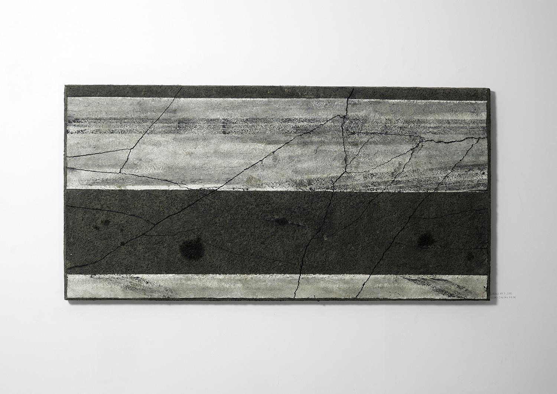 Surface No. 7 , 2012  122 cm x 244 cm x 7.5 cm