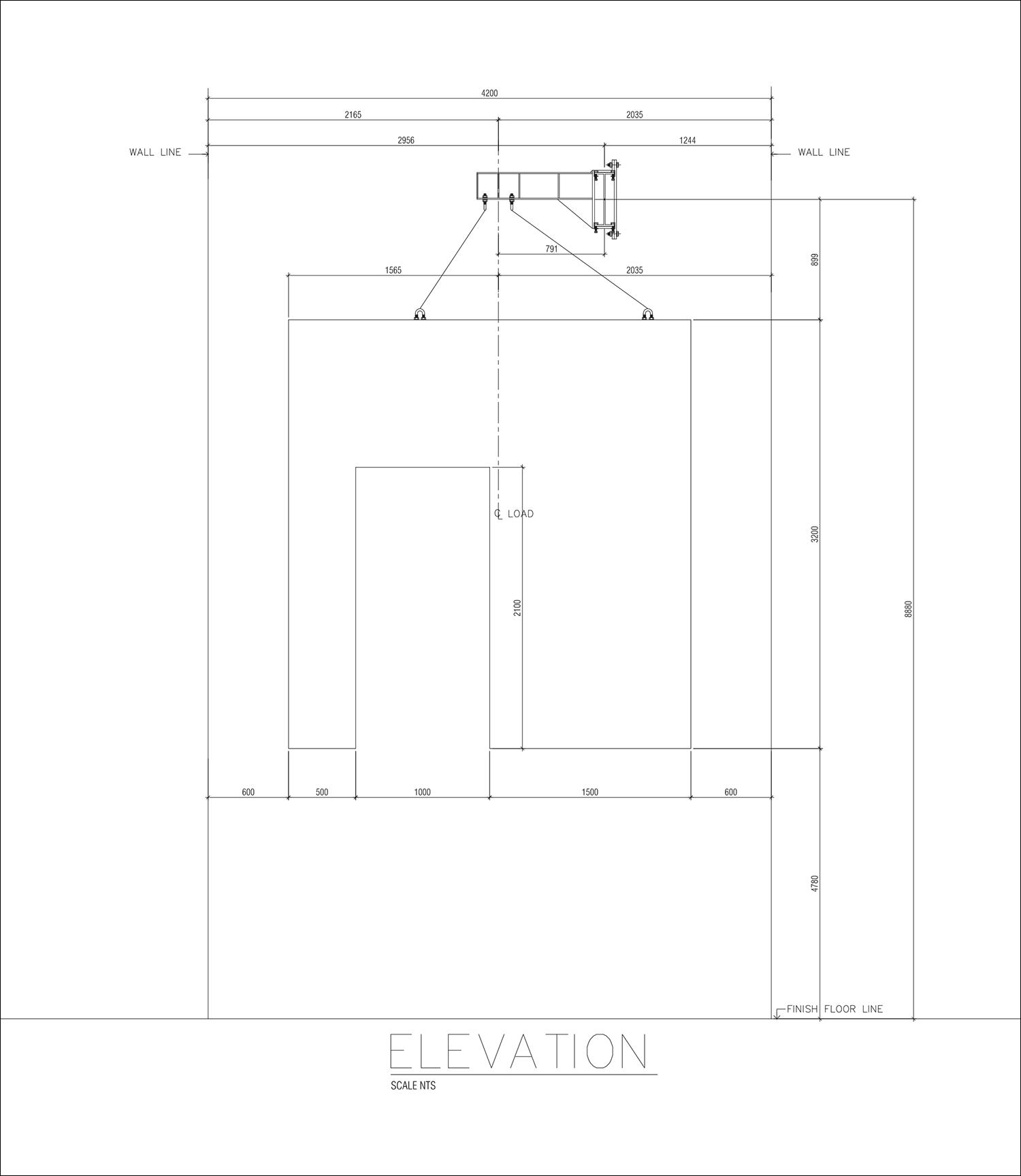 Elevation rendering