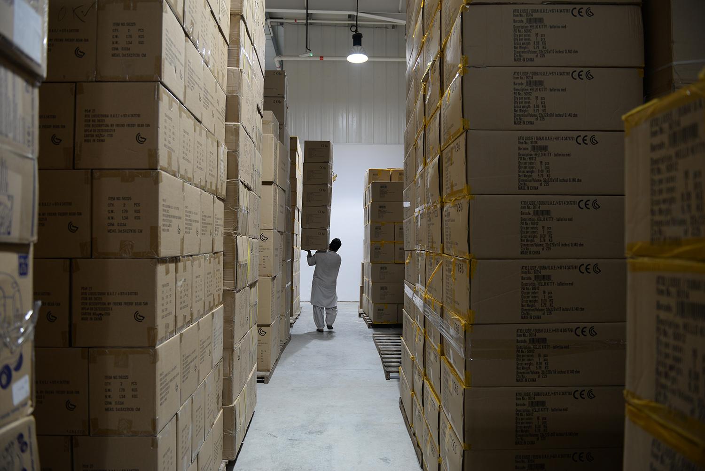 Moving out goods Warehouse 82, Alserkal Avenue, Dubai