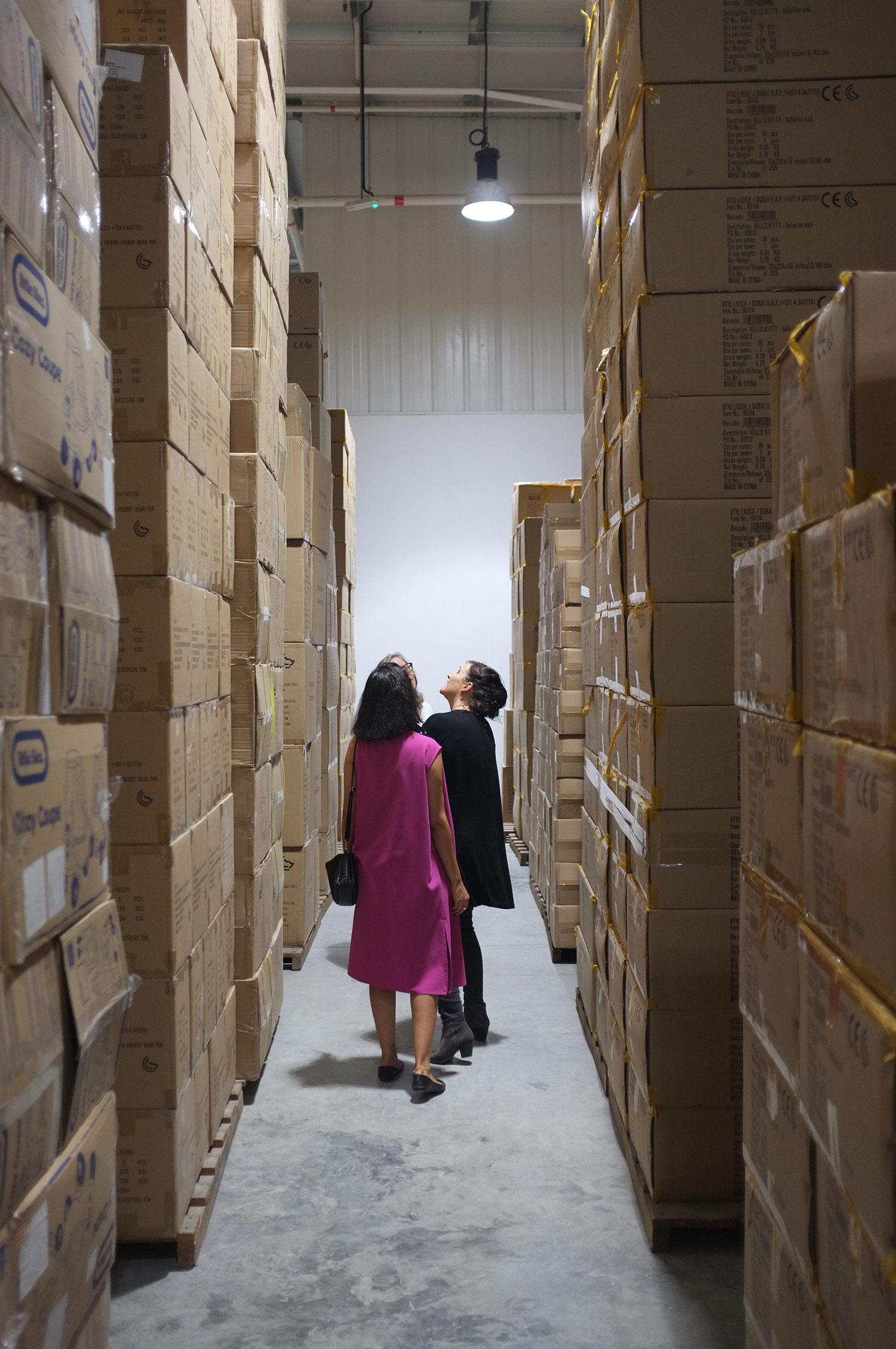 Visitors Warehouse 82, Alserkal Avenue, Dubai