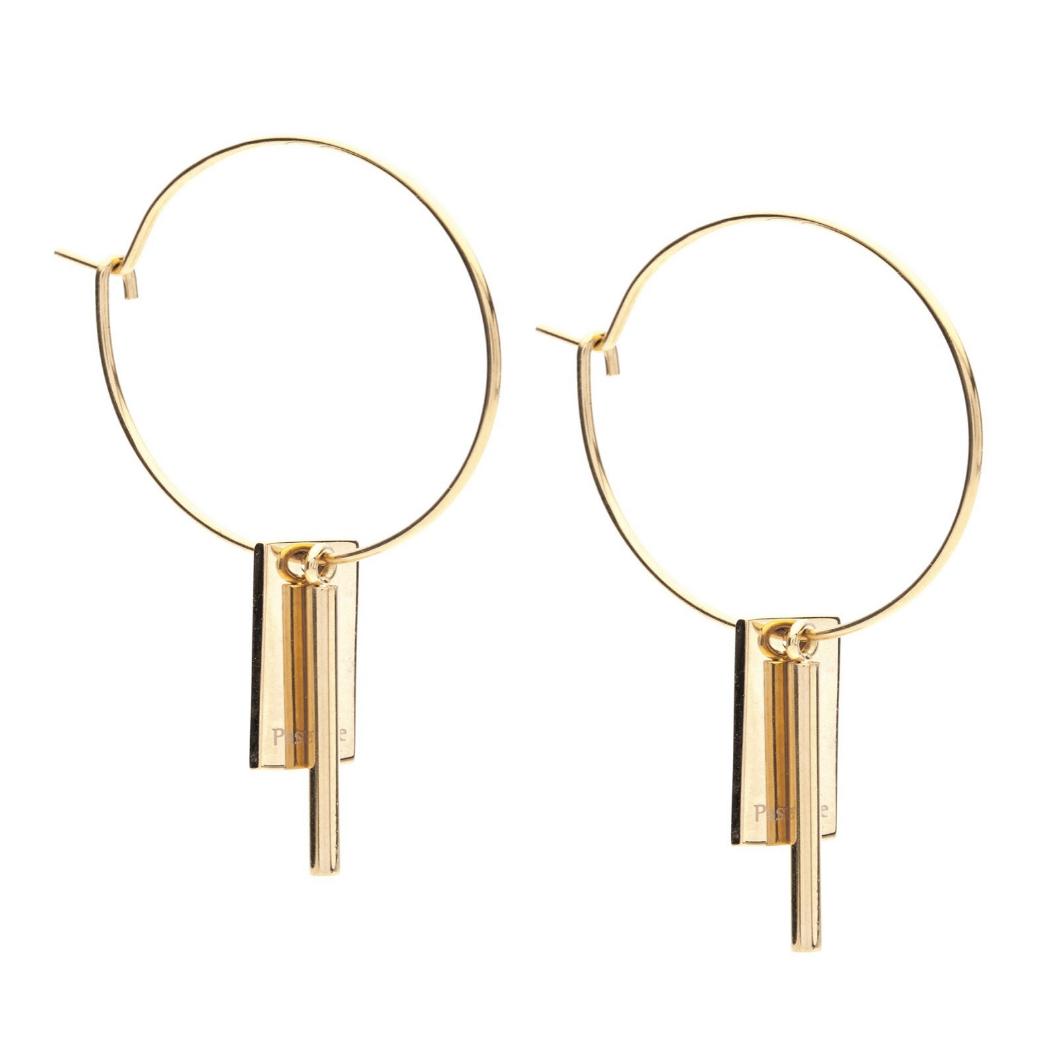 Pastiche Adrift Earrings - $50