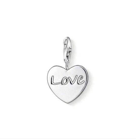 Thomas Sabo Heart Love Charm - $36.75