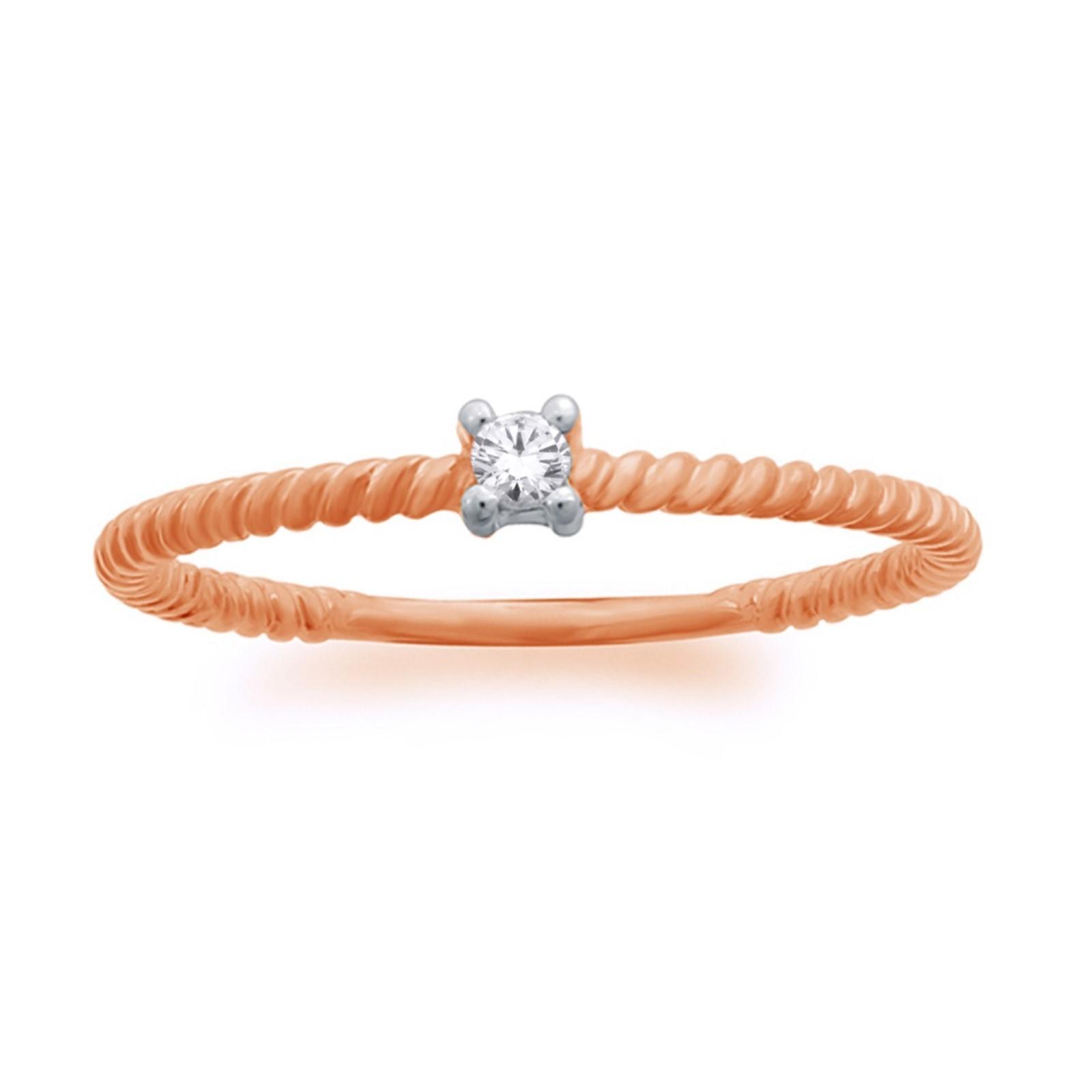 Diamond Twist Band - $395