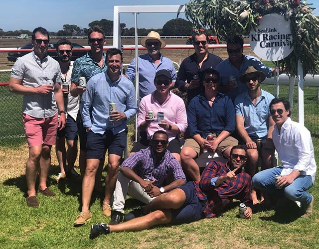 Leyton Property are at @theracessa! Kangaroo Island is turning it on this weekend with the @sealinkki KI Racing Carnival in full swing 🐎 A great local event in an incredible location, can't wait to come back next year!  #supportlocal #sagreat #kangarooisland #racessa #leytonproperty #weekendaway