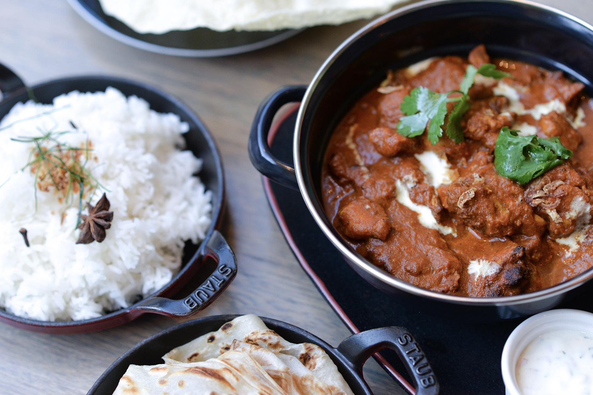 British cuisine - curry