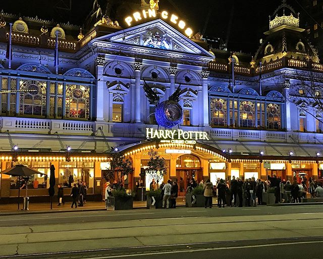 Off to see Harry Potter and the Cursed Child @princess_theatre and looking for somewhere to eat between part 1 & part 2 ? Visit Little Collins St Kitchen @sheratonmelbourne , moments away from the theatre. Link in bio with current promotions.