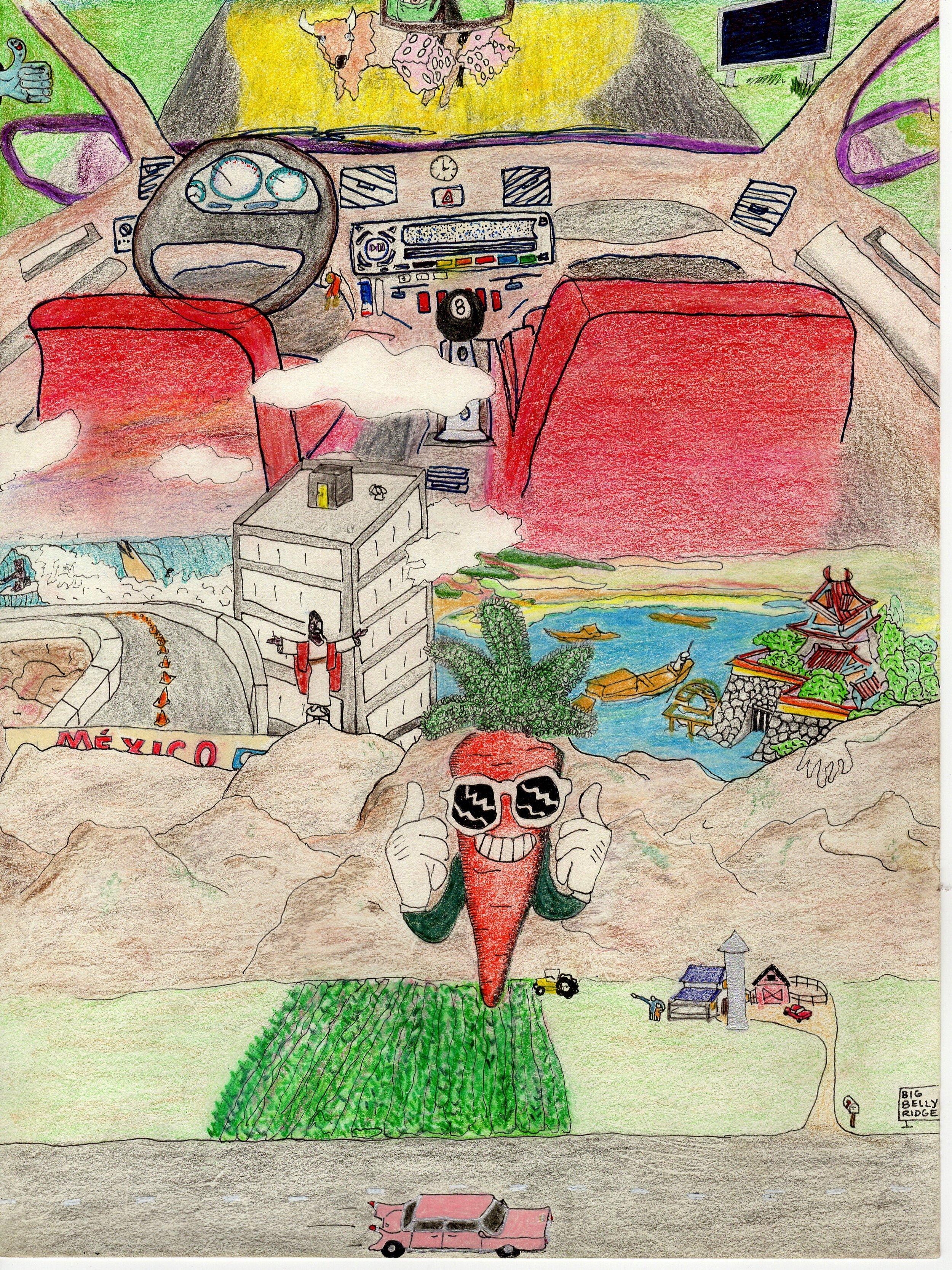 mexico, farmhouse, hotrod heaven.jpg