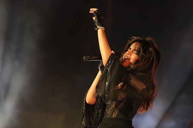Camila Cabello | Portland  #camilacabello #concertphotography