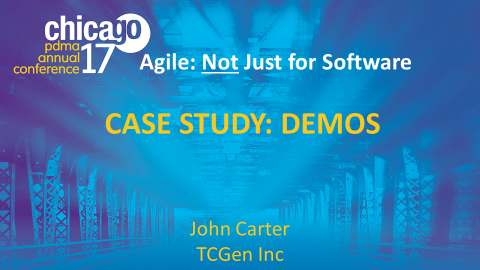 Demos: Changing-up the customers for Demos at the end of Sprints matters.
