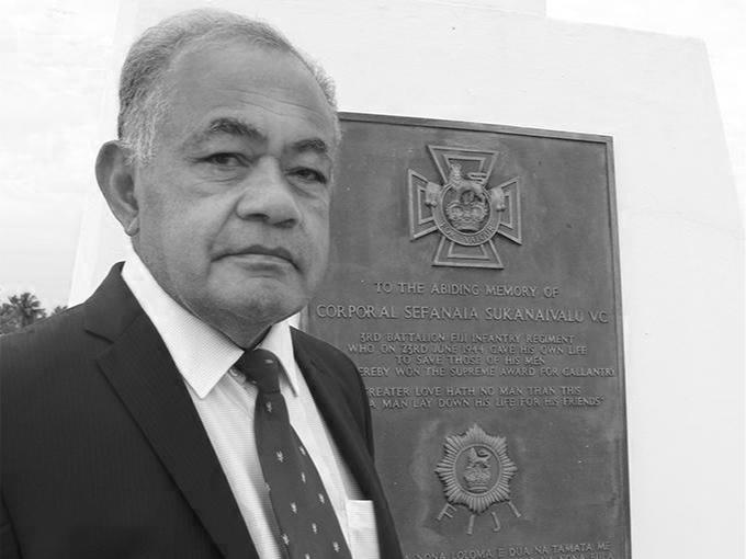 Takavesi Wakolo - Advisor