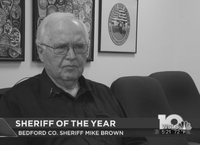 Sheriff Mike Brown - Trustee