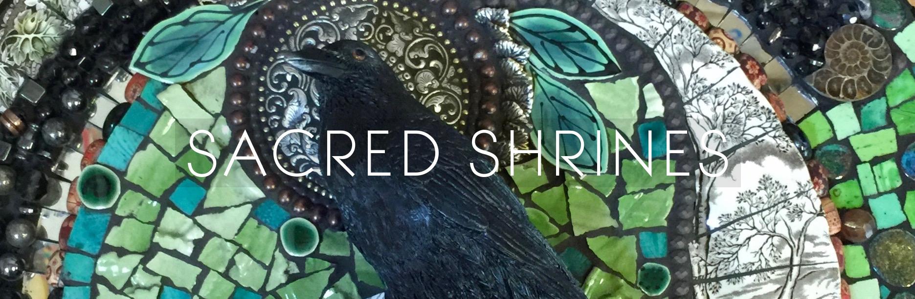 sacred shrines mosaics