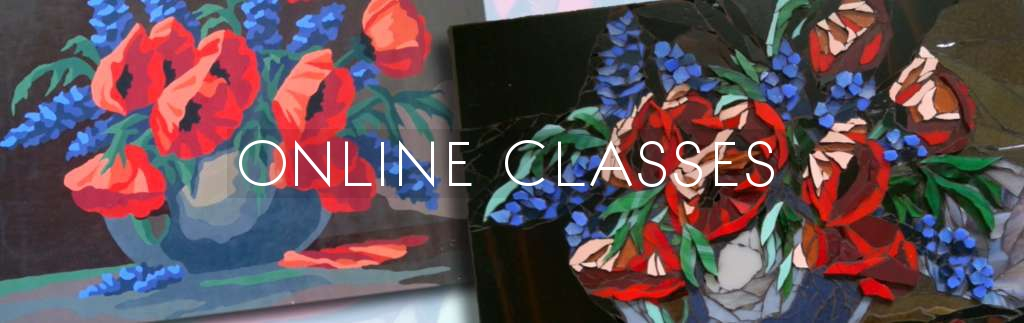 Online Mosaics Classes